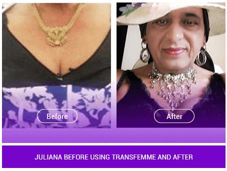 Juliana Transfemme Picture