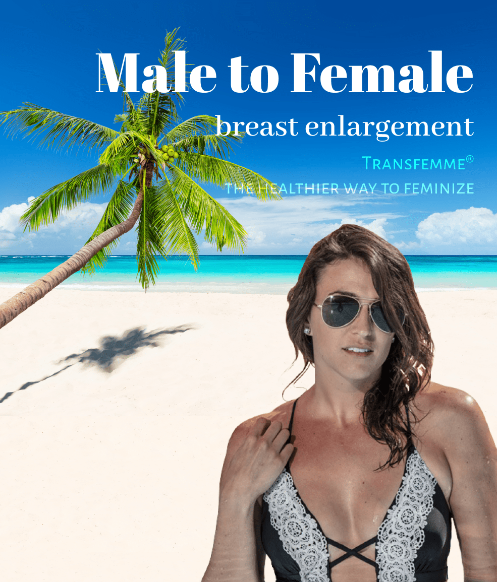 Male to Female Breast enlargement